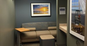 wellness rooms, amenities, vanta, commercial property, madison, wi